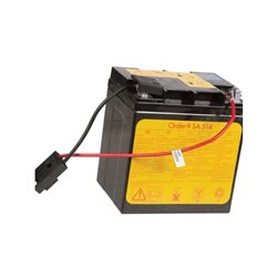 Akumulator 12 V / 28 Ah Sabo SA514, SA35240, 070000514