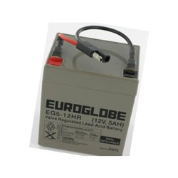 Akumulator 12 V 5 AH Stiga 1111-3590-01