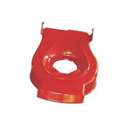 Obudowa czerwona TD 48 Castelgarden 381001339/0