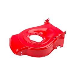Pokrywa kosiarki, czerwona Castelgarden 381002429/1