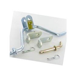 Zestaw sprzęgu przyczepy 102cm Castelgarden 299900006/0, 99900006/0, 99900005/0, 13-0913-11