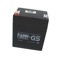 Akumulator Fiam 12 V - 4Ah . Castelgarden 118120052/0, 18120052/0, 1136-1320-01