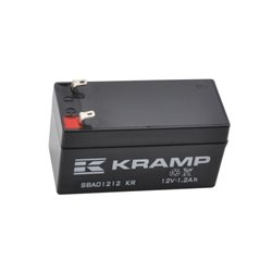 Akumulator, 12 V, 1,2 Ah, zamknięty