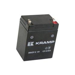 Akumulator, 12 V, 2,9 Ah, zamknięty