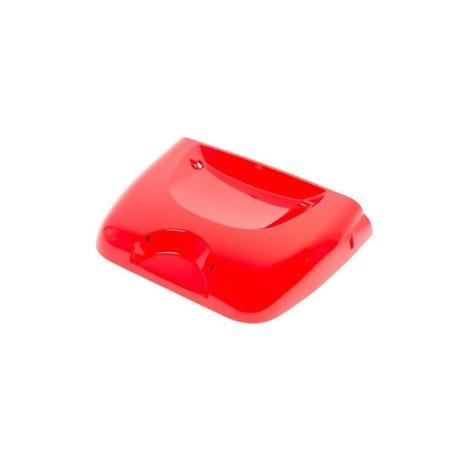 Pokrywa zgarniacza czerwona Castelgarden 327110357/1
