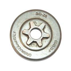 Koło łańcuchowe 3/8&034-6 zęb. Alpina 4121200