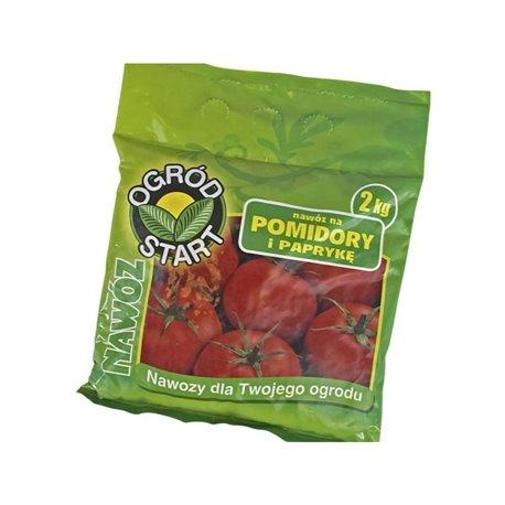 Nawóz na pomidory i paprykę, 2 kg Ogród Start