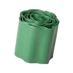 Obrzeże ogrodnicze trawnikowe, zielone 10 cm x 9 m Cellfast