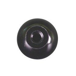 Gałka uchwytu 40M10, czarna Agria AGW 17179