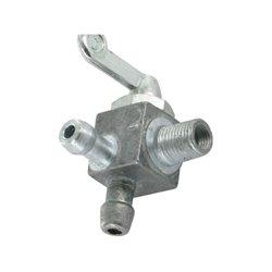 Zawór benz. M10×1 (2× tul.8mm) Lombardini 7755 062