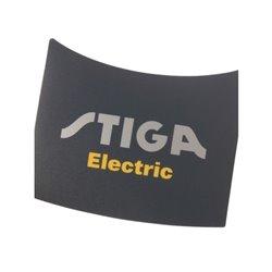"Naklejka "" Electric"" Stiga"