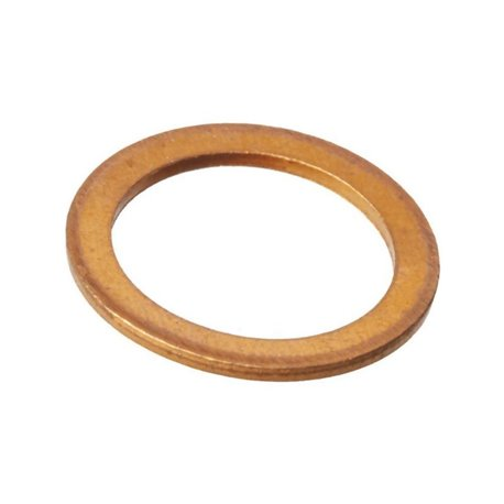 Pierścień miedziany średn. 10 Etesia