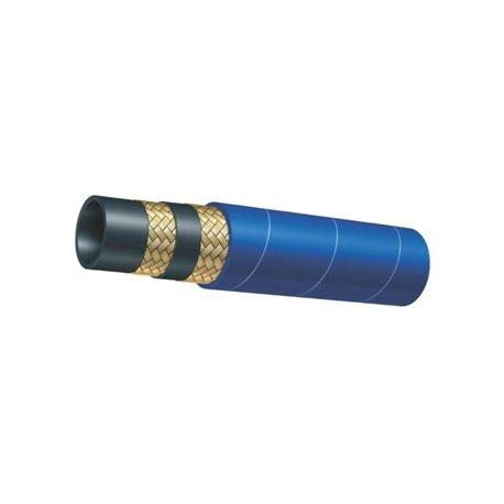 Wąż wysokociśnieniowy 2SN niebieski 1/4&034 Alfagomma