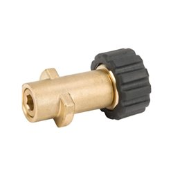 Bayonet coupling  M22x1,5 swivel nut