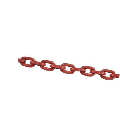 Łańcuch o czworokątnych ogniwach, G80, 8 mm