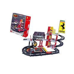 Garaż Ferrari Race &amp Play Bburago