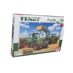 Puzzle Fendt 724  Fendt 716 Schmidt