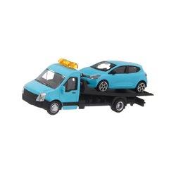 Renault Clio na lawecie Bburago
