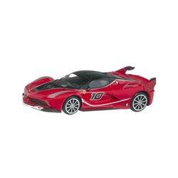 Samochód Ferrari FXX-K Bburago