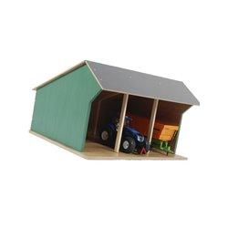 Wiata garażowa, mała 1:32 Kids Globe