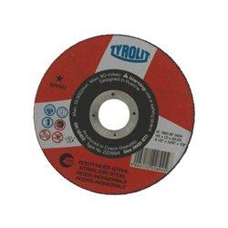 Tarcza tnąca Basic 115x1,0x22,23 Tyrolit