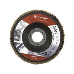 Tarcza szlifierska wachlarzowa Ceramic , 115 mm K120