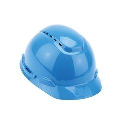 Kask ochronny H700, niebieski 3M