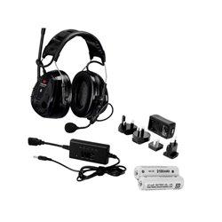 Słuchawkowki Peltor WS ALERT XP, z ACK i mocowaniem do kasku 3M