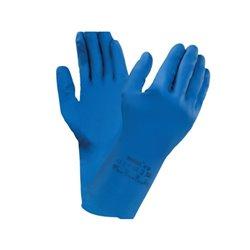 Rękawice flokowane Versa Touch, roz. 9 L Ansell