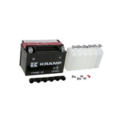 Akumulator , motocyklowy, 12 V, 8 Ah, z elektrolitem