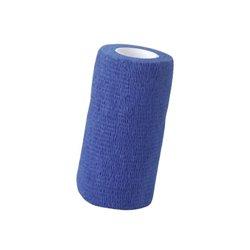 Bandaż do racic, niebieski, 10 cm Kerbl