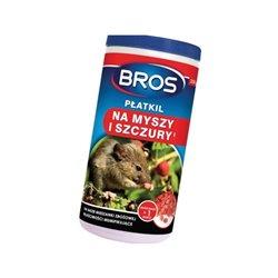 Płatki na myszy i szczury 250 Bros