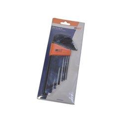 Komplet kluczy imbusowych , 2,5 - 10 mm 7 szt. Gopart