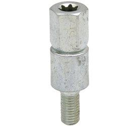Adapter wałka 7 frezów M6 R