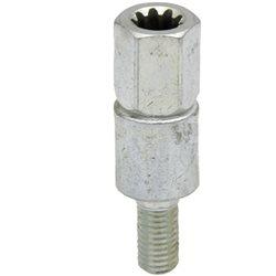 Adapter wałka 9 frezów M6 R