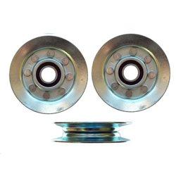 Koło pasowe klinowe 89x15 mm Castelgarden : 325601599/0, 125601555/0, 25601555/0,Stiga: 1136-0290-01,Karsit: