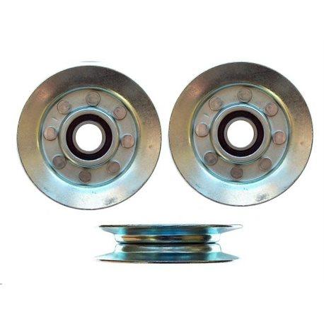 Koło pasowe Ø 89mm/m. otw. 16mm Castelgarden : 325601599/0, 125601555/0, 25601555/0,Stiga: 1136-0290-01,Karsit: