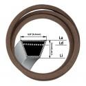 """Paski klinowe o szerokości 3/8""""(9,5mm)"""