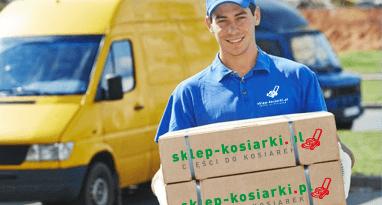 Części do kosiarek - sprzedaż wysyłkowa